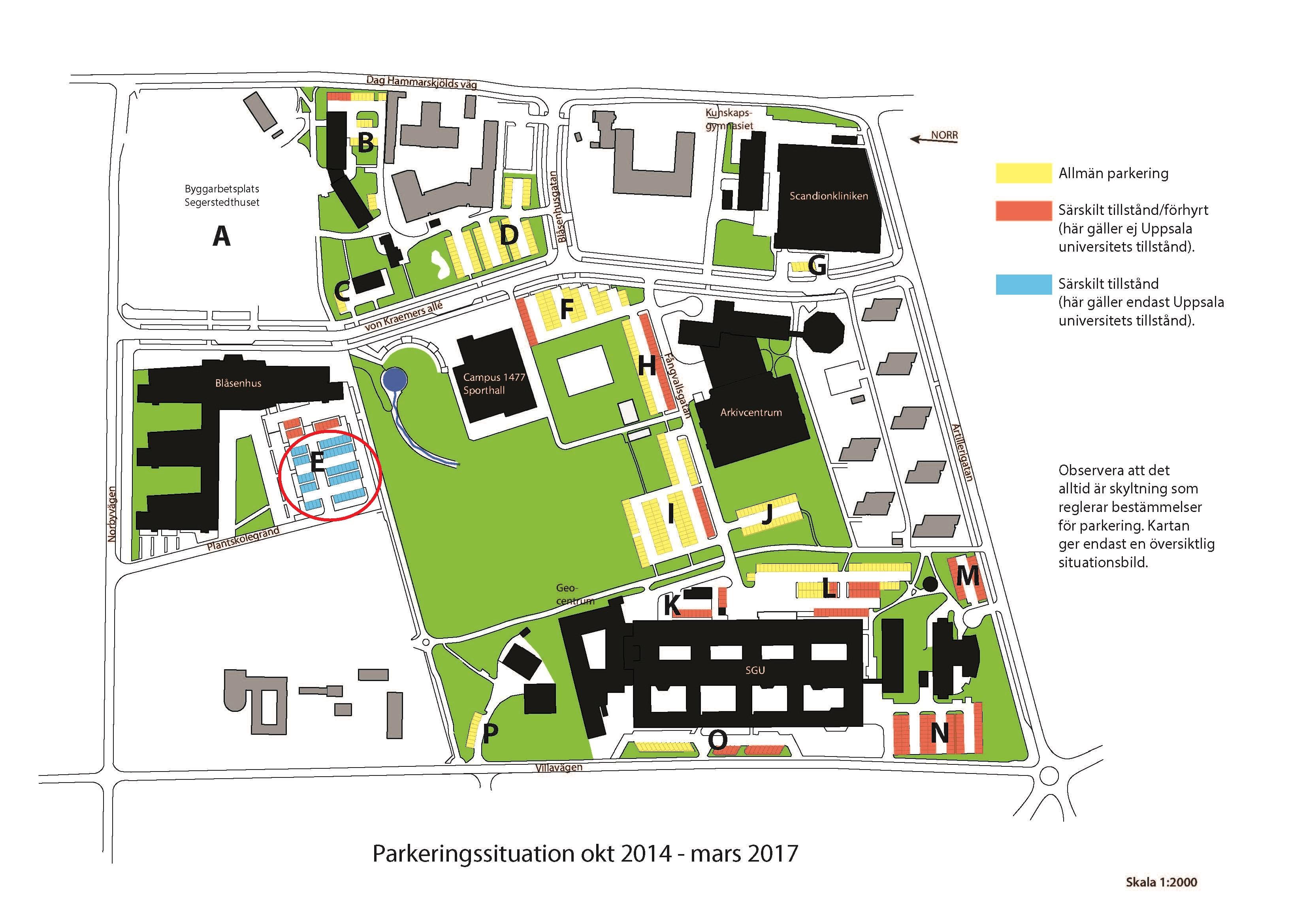 Valkommen Till Engelska Parken Uppsala Universitet